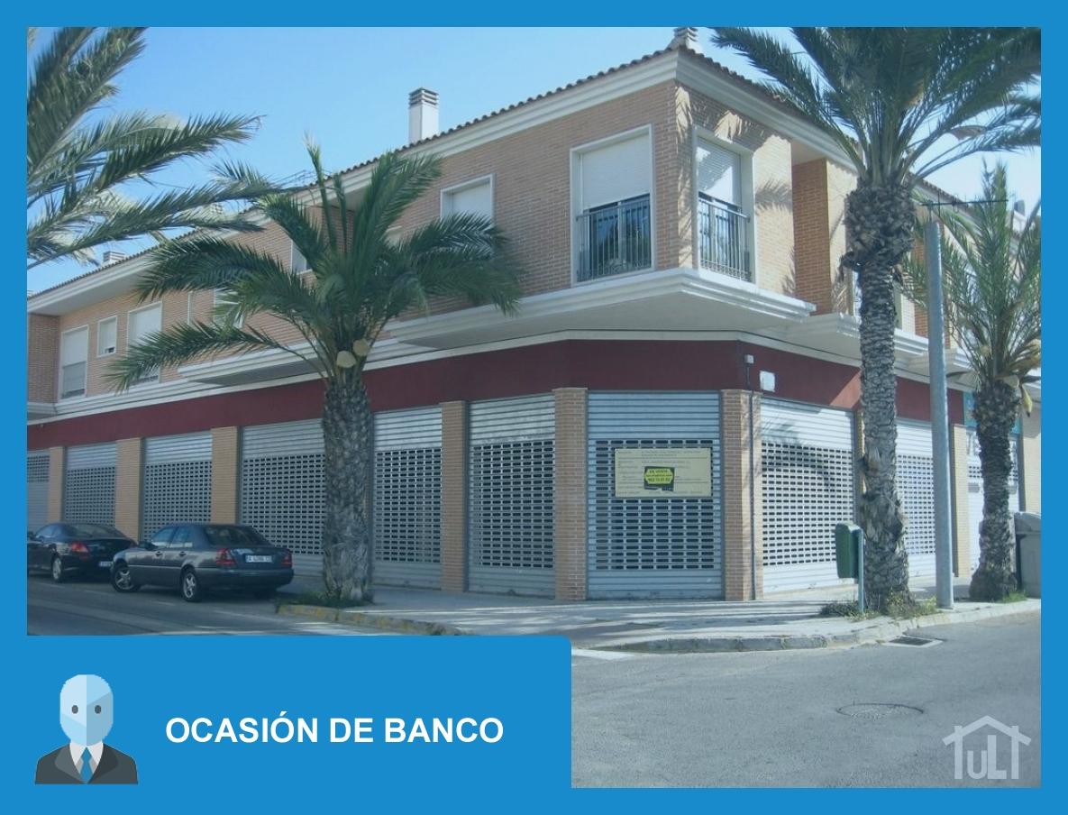 Local comercial – Torrelano – Ocasión de Banco