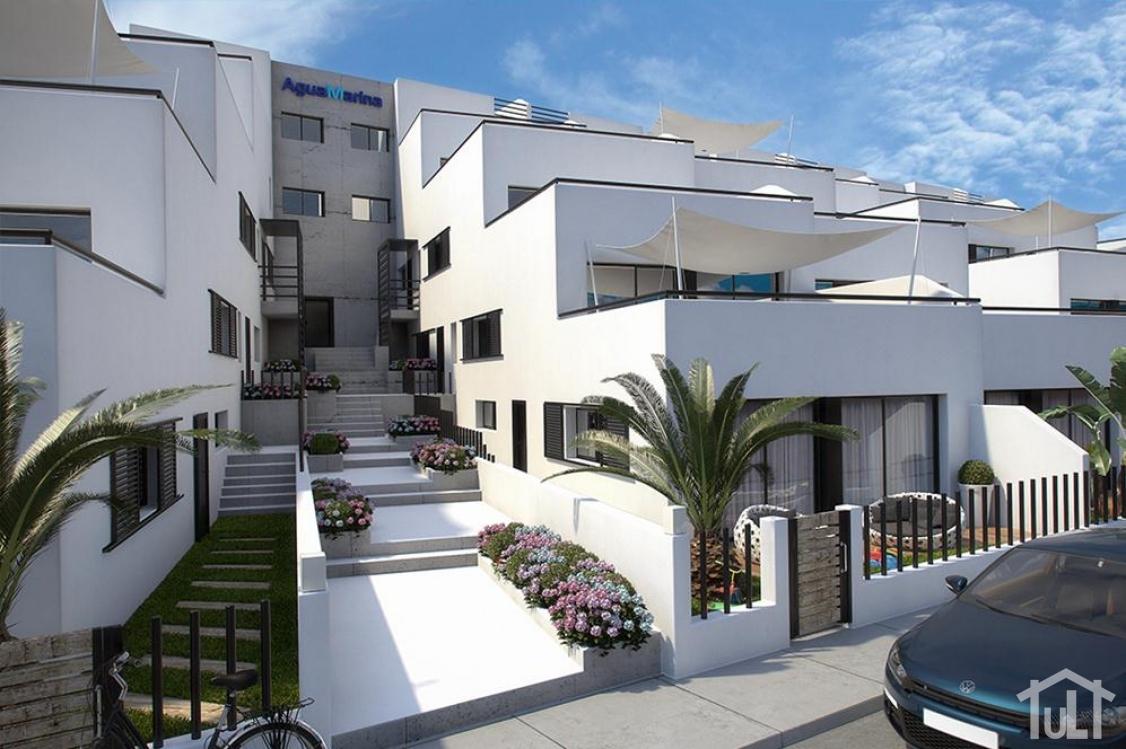 Apartamentos – 1,2 o 3 dormitorios – Gran Alacant