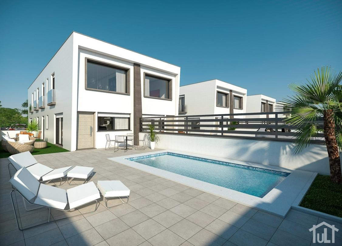 Adosados – 1,2y3 dormitorios – Gran Alacant –