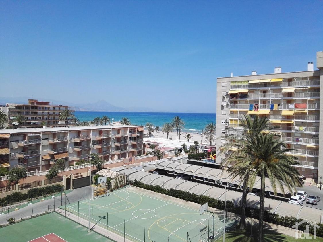 Piso – 4 dormitorios – Playa de San Juan – Alicante