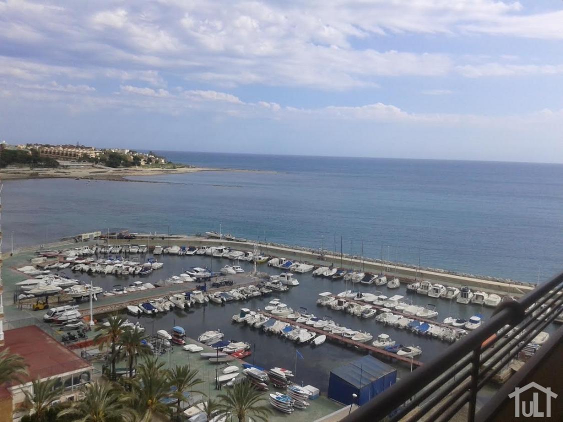 Piso – 2 dormitorios – Albufereta – Alicante