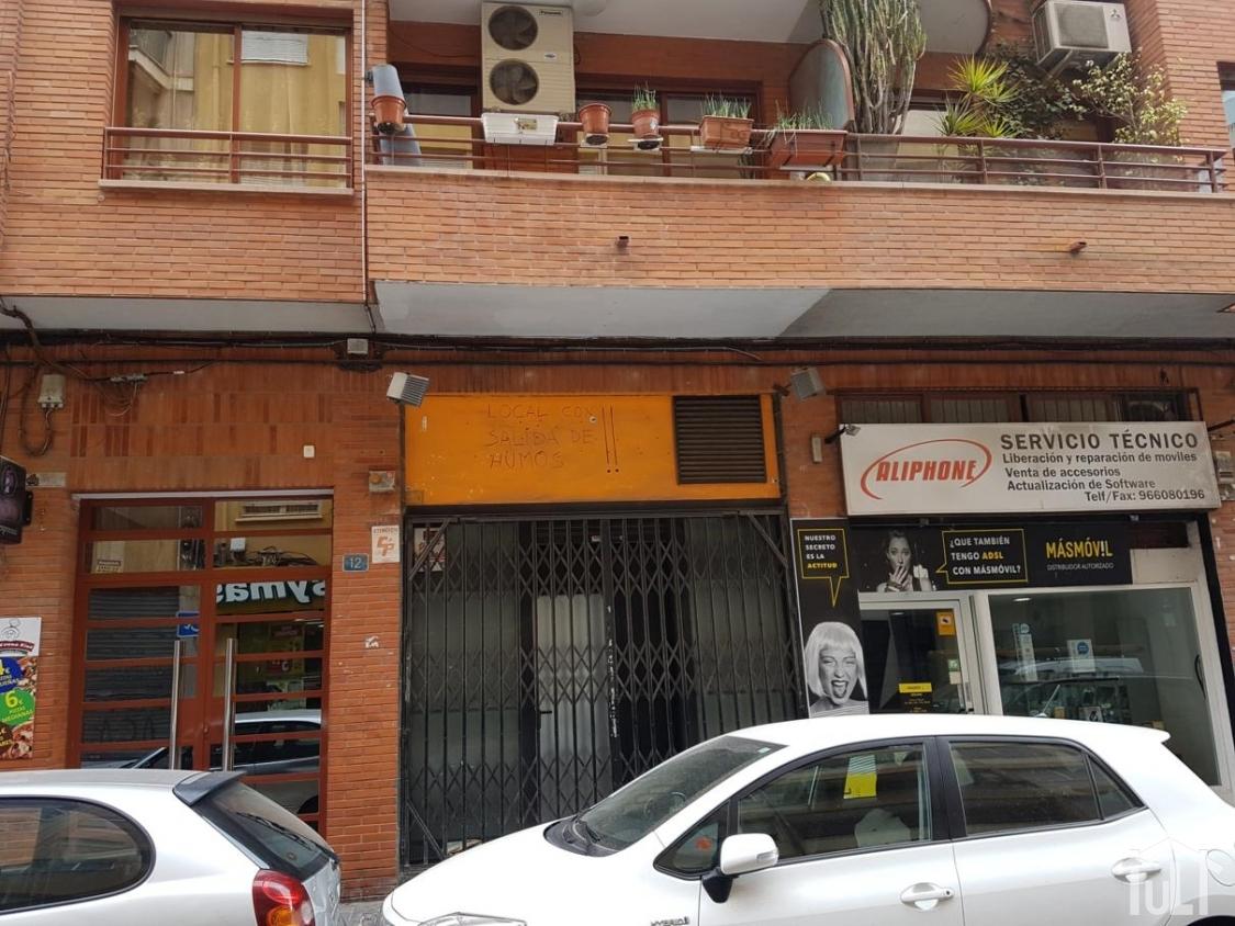 Local Comercial – Alicante – Centro