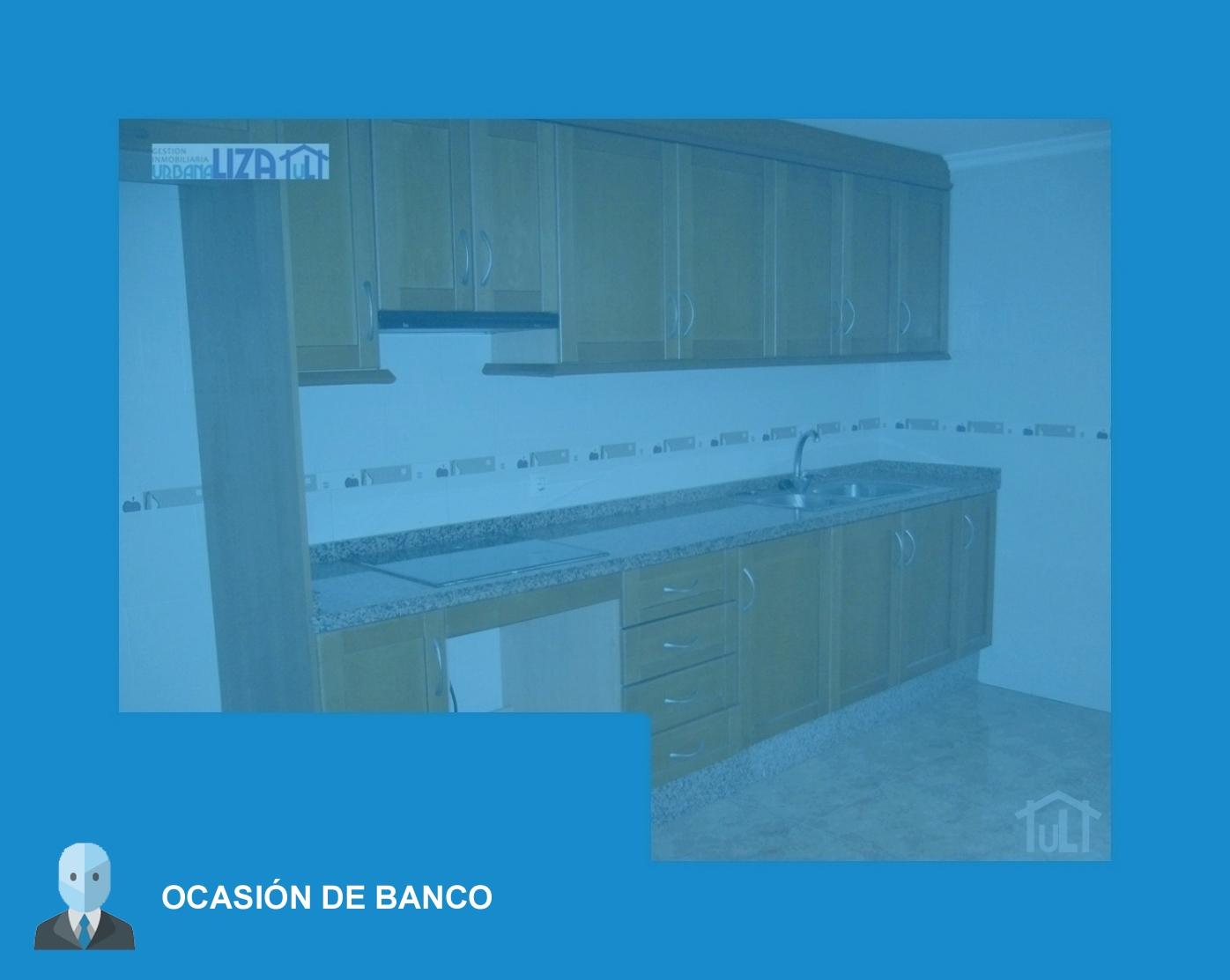 Piso – 3 dormitorios – Agost – Ocasion de Banco