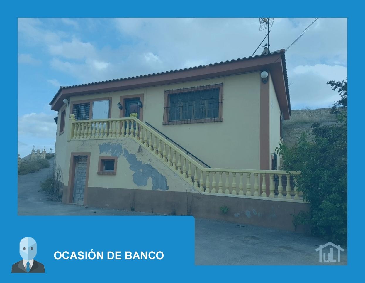 Chalet – 3 dormitorios – Alicante – El Moralet