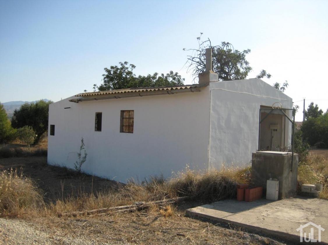 Casa de campo – 2 dormitorios – La Cañada