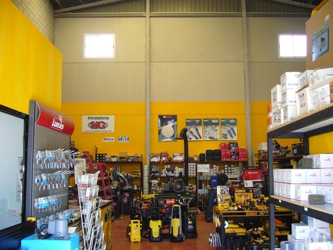 Nave Industrial – San Vicente del Raspeig – Partida Canastell
