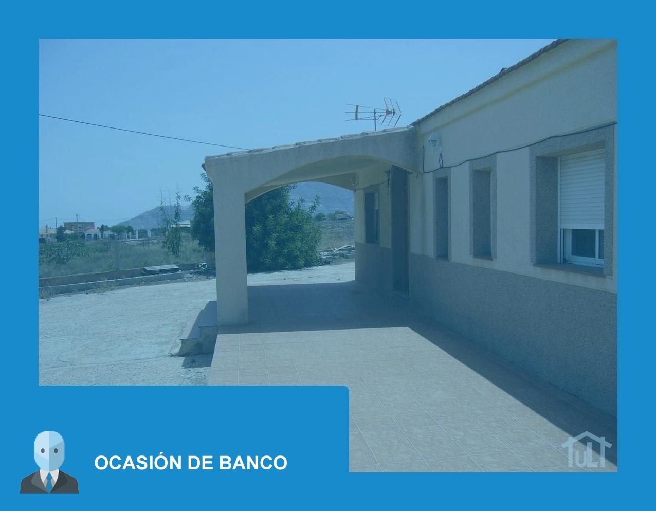 Chalet – 3 dormitorios – La Cañada – Ocasion de Banco