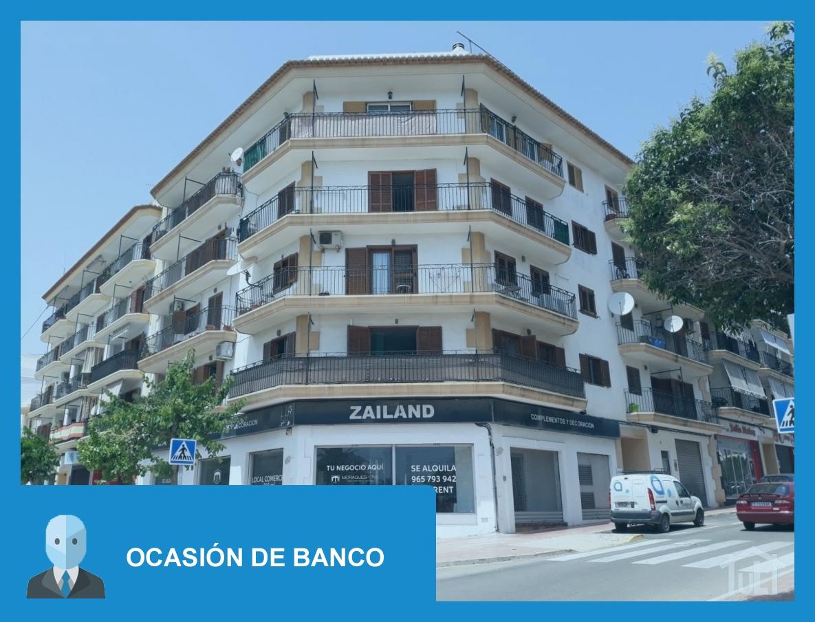 Piso – 3 dormitorios – Xabia – Ocasión de Banco
