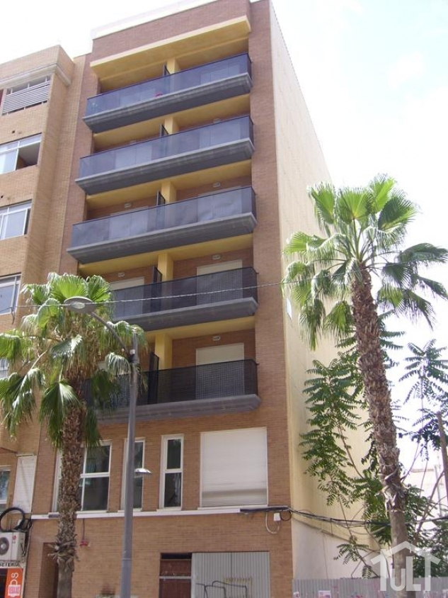 Oficina – Calle Alicante – Obra nueva – San Vicente del Raspeig