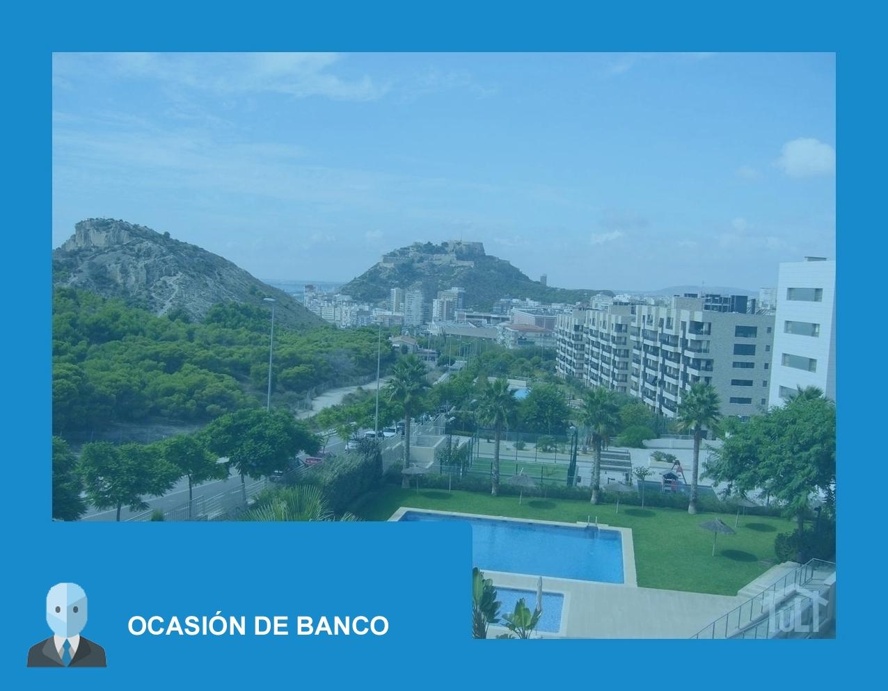 Piso – 2 dormitorios – Alicante – Vistahermosa – Ocasion de Banco