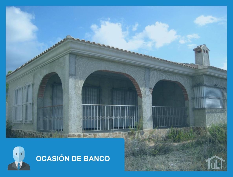 Chalet – 3 dormitorios – Busot – Alicante