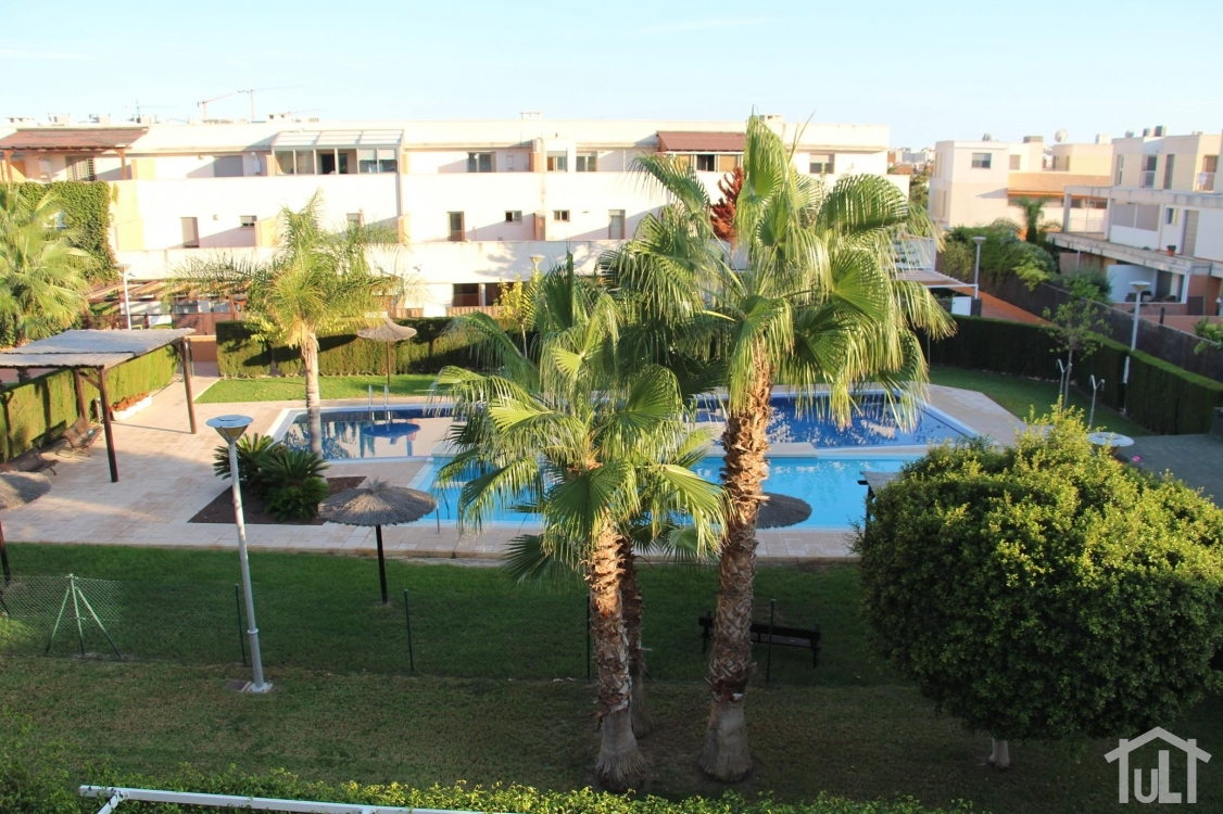 Duplex – 4 dormitorios – Playa de San Juan – Zona Golf