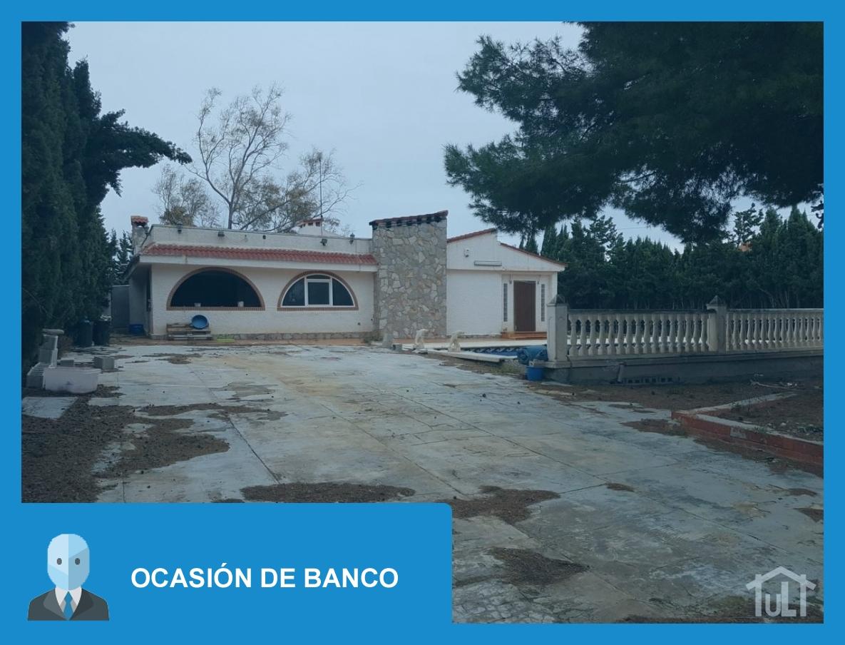 Chalet – 4 dormitorios – Villamontes – Ocasion de Banco