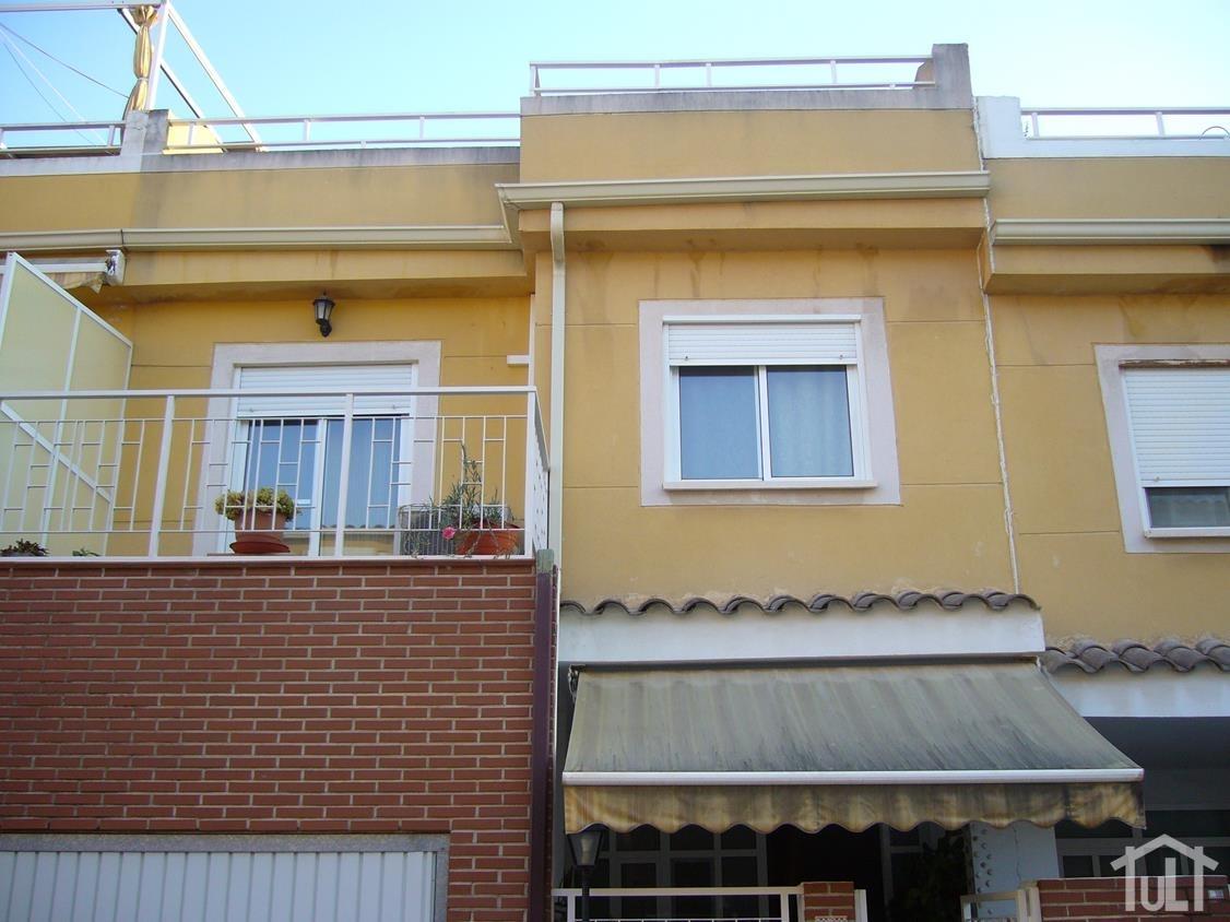 Adosado – 4 dormitorios – San Vicente del Raspeig