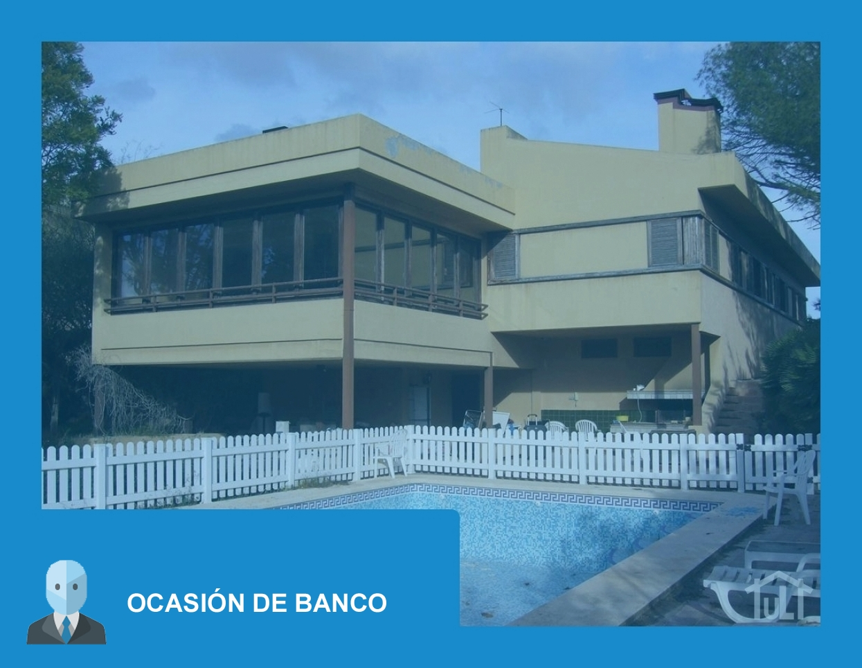 Chalet – 5 dormitorios – Ocasión de Banco – Vistahermosa