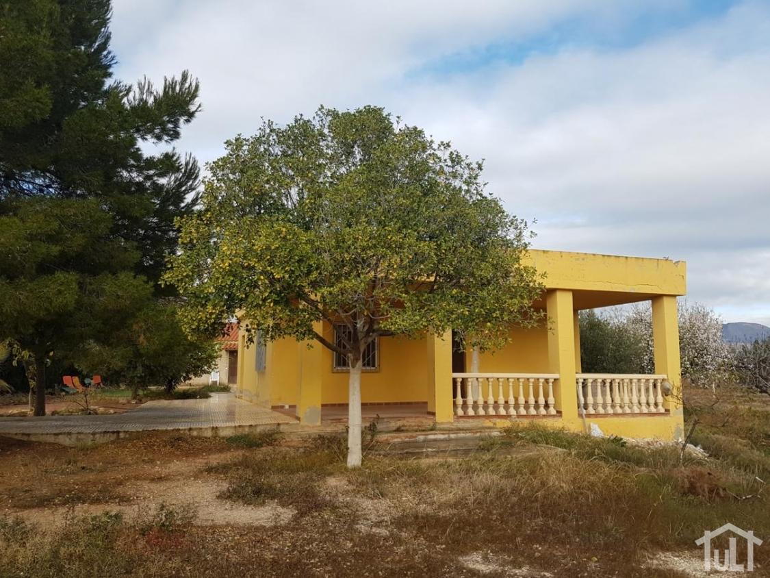 Chalet – 3 dormitorios – La Cañada del Fenollar