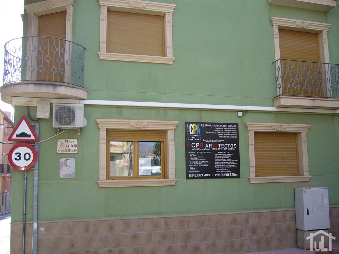 Piso  – 1 dormitorio – Agost – Ocasion de Banco