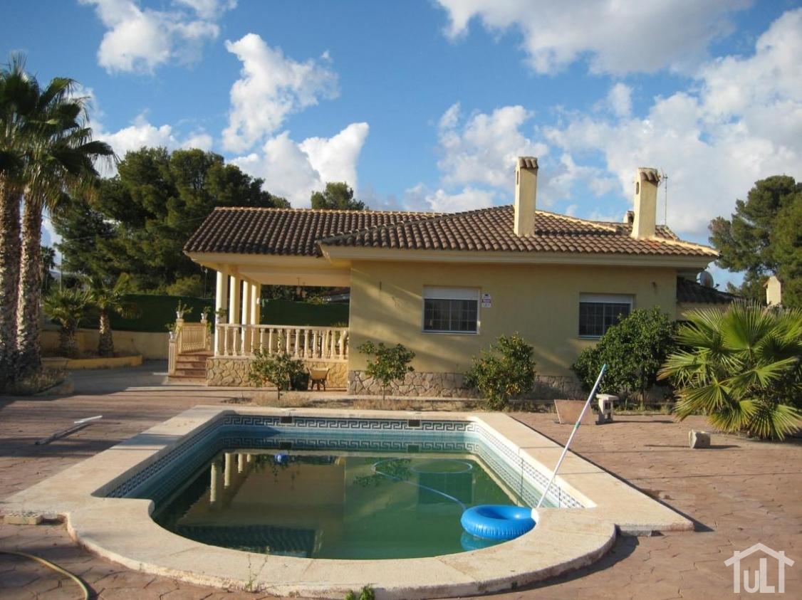 Chalet – 3 dormitorios – San Vicente del Raspeig – Los Girasoles
