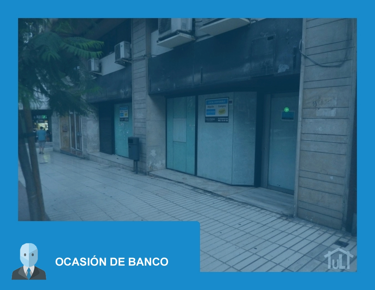 Local Comercial – Ocasión de Banco