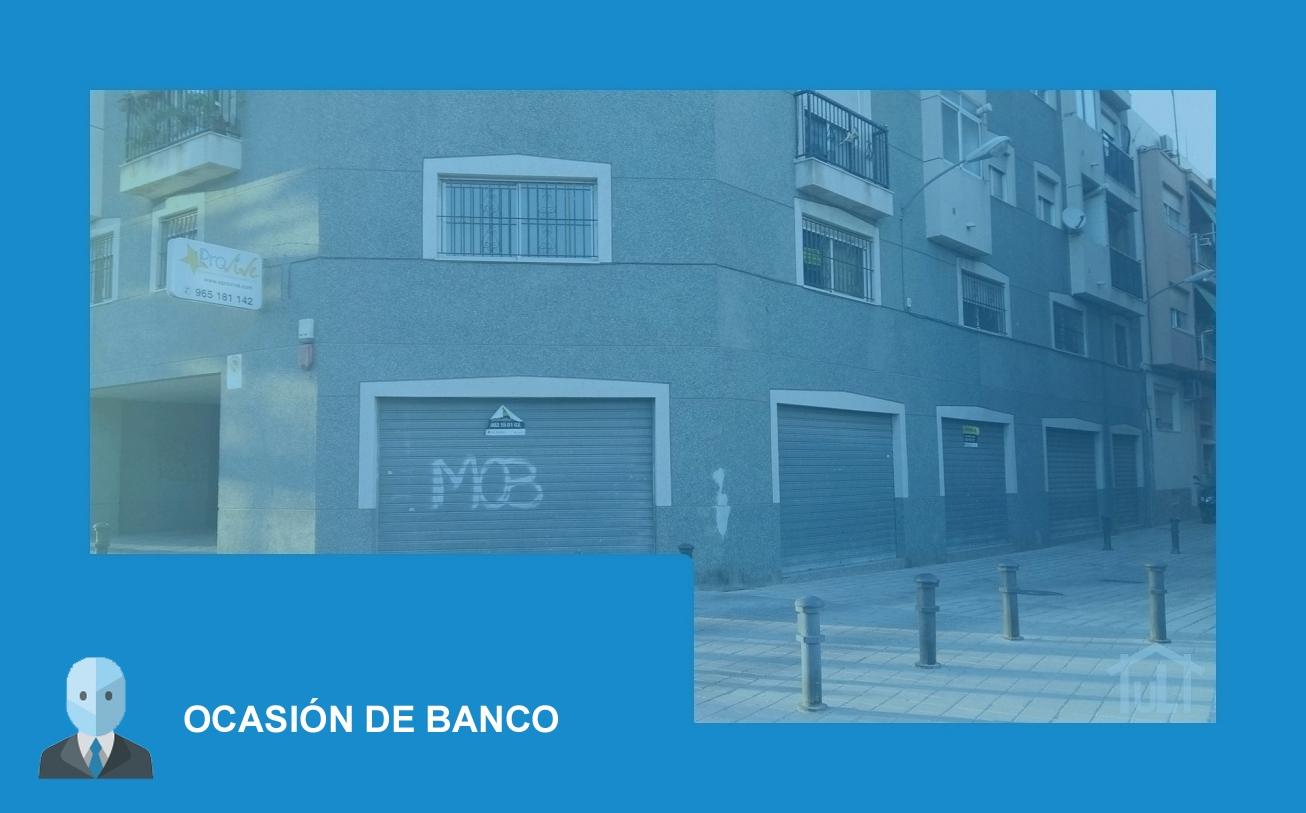 Local Comercial – Alicante – Villafranqueza – Ocasion de Banco