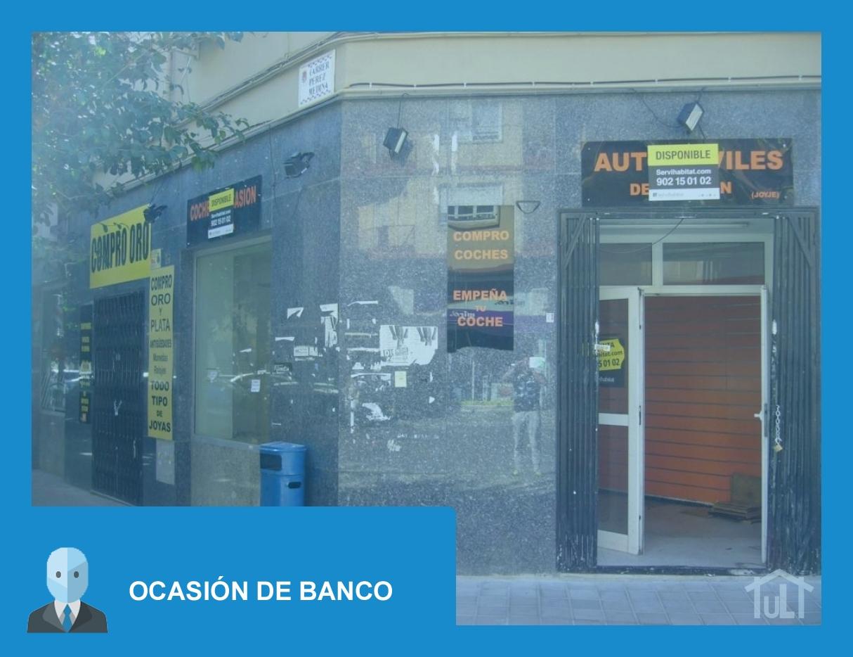 Local Comercial – Ocasion de Banco – Alicante – Benalua