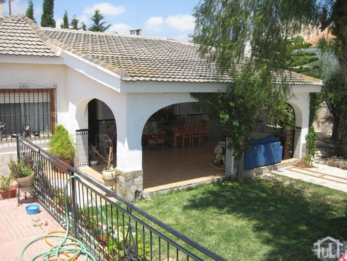 Chalet – 4 dormitorios – San Vicente del Raspeig – Los Girasoles