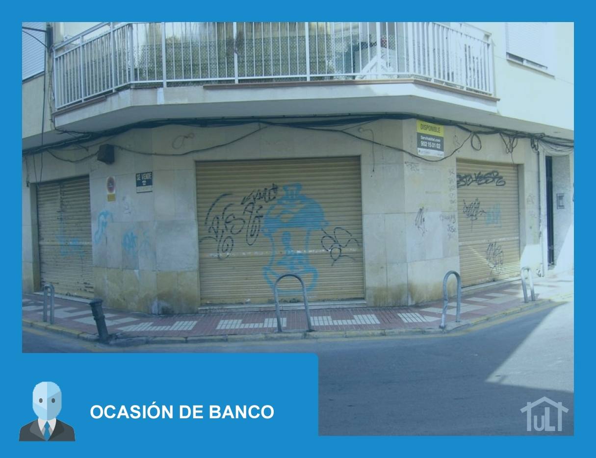 Local Comercial – Ocasión de Banco – El Campello