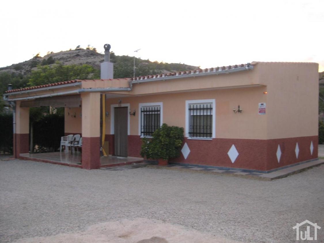 Chalet – 3 dormitorios – El Moralet – San Vicente del Raspeig