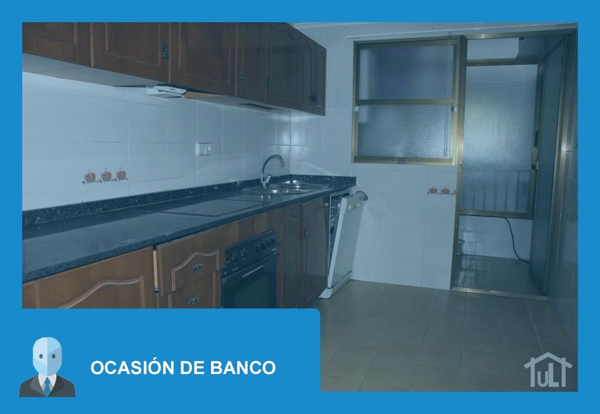 Piso – 4 dormitorios – Ocasión de Banco – Alicante – Centro