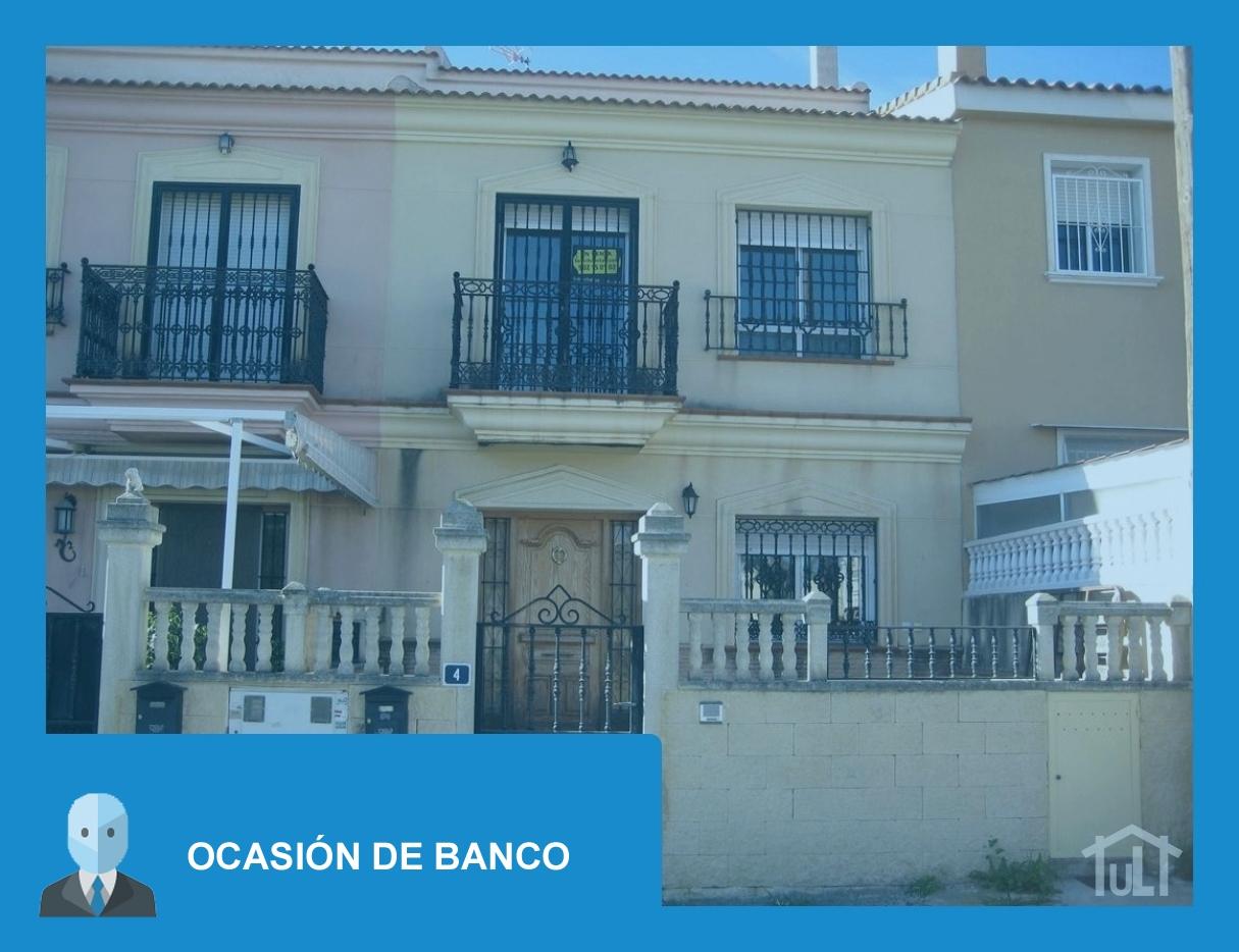 Adosado – 3 dormitorios – El rebolledo – Alicante