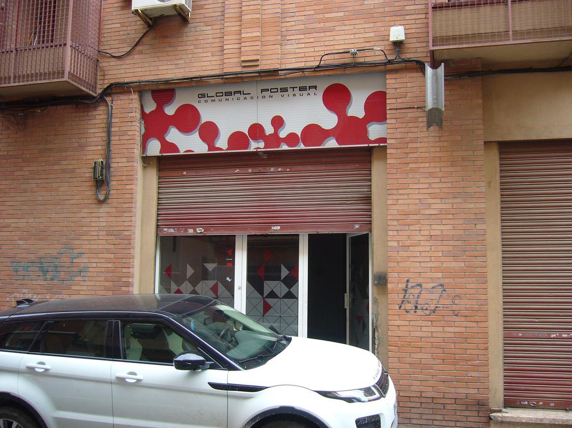 Local – Alicante – Carolinas bajas