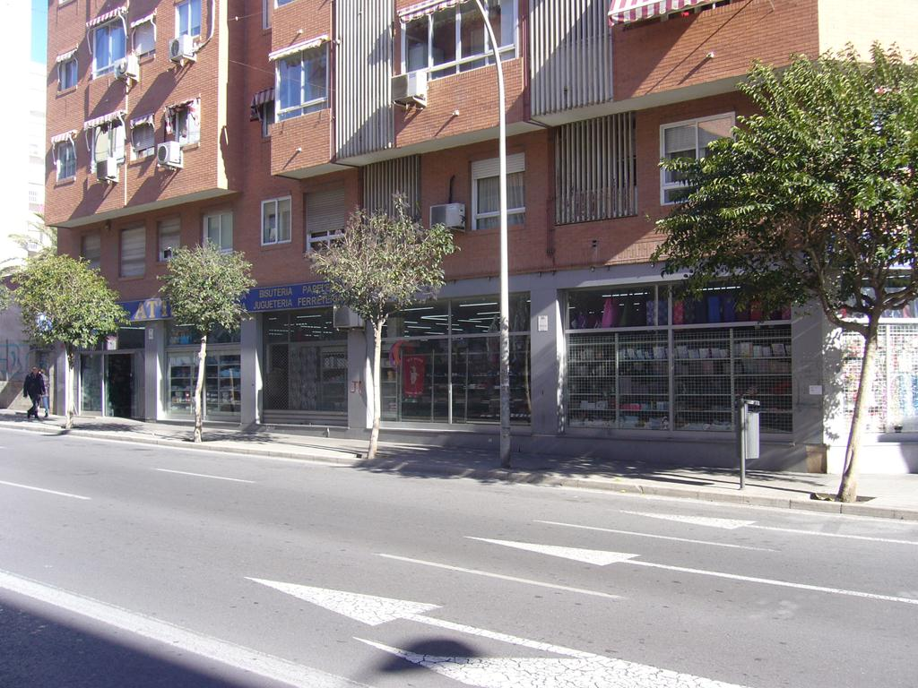 Local – Alicante – Carolinas altas