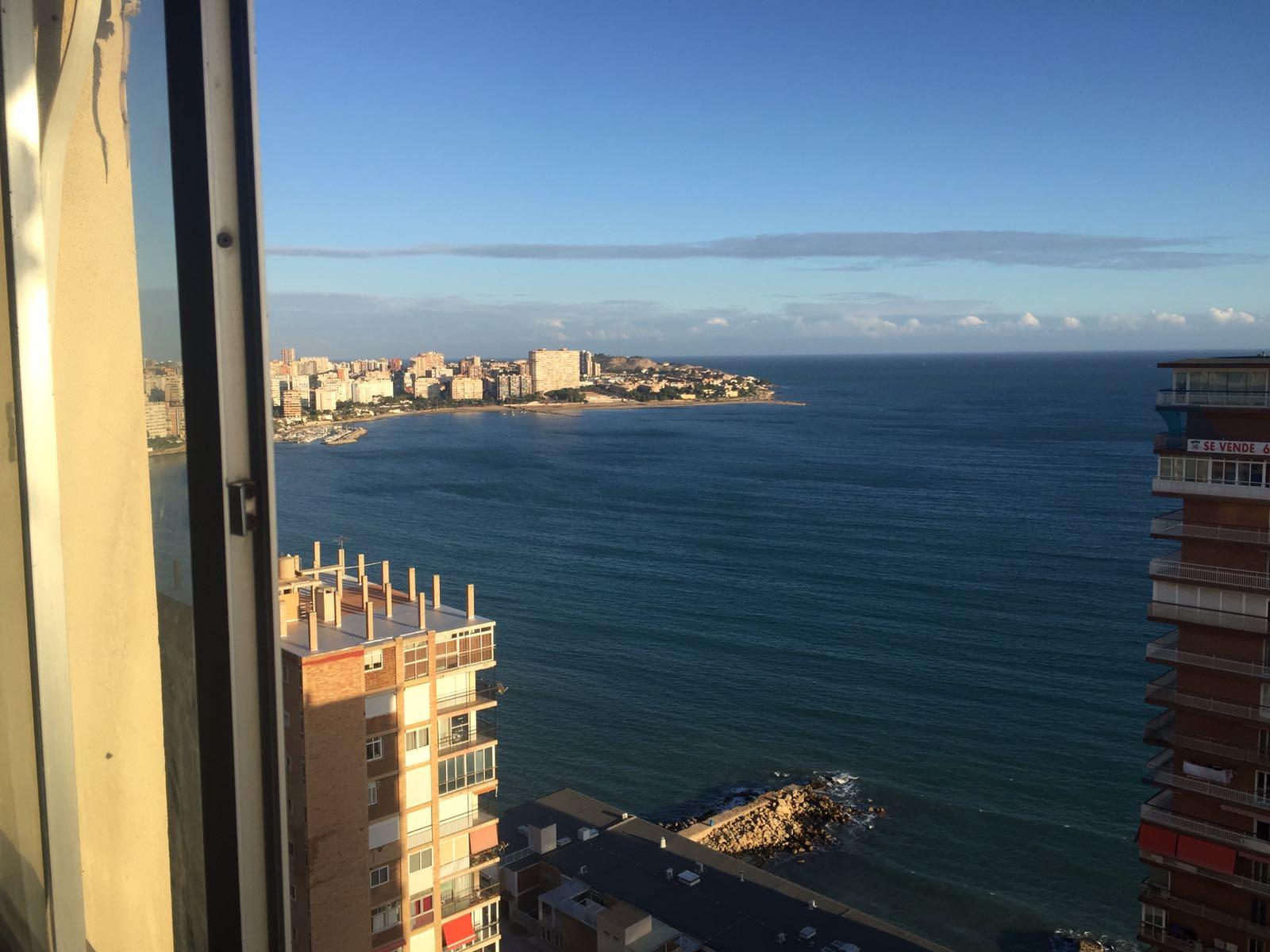 Apartamento – 1 dormitorio – Alicante – Playa albufereta