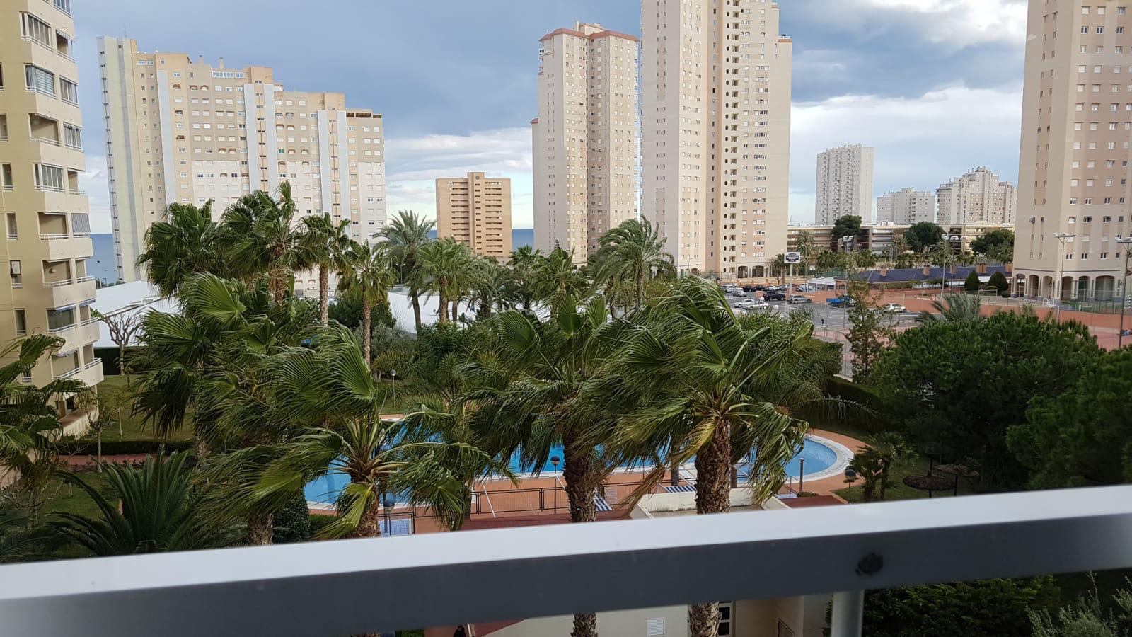 Apartamento – 2 habitaciones – Campello – Playa Muchavista