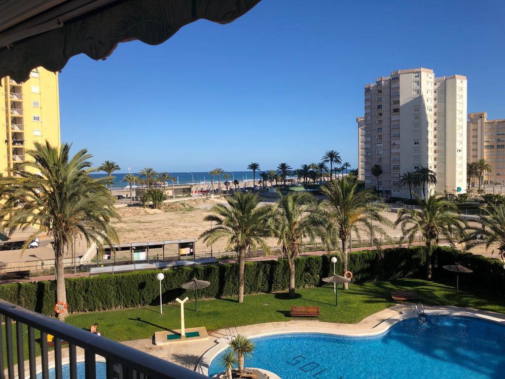Apartamento – 3 dormitorios – Playa de San Juan – Alicante