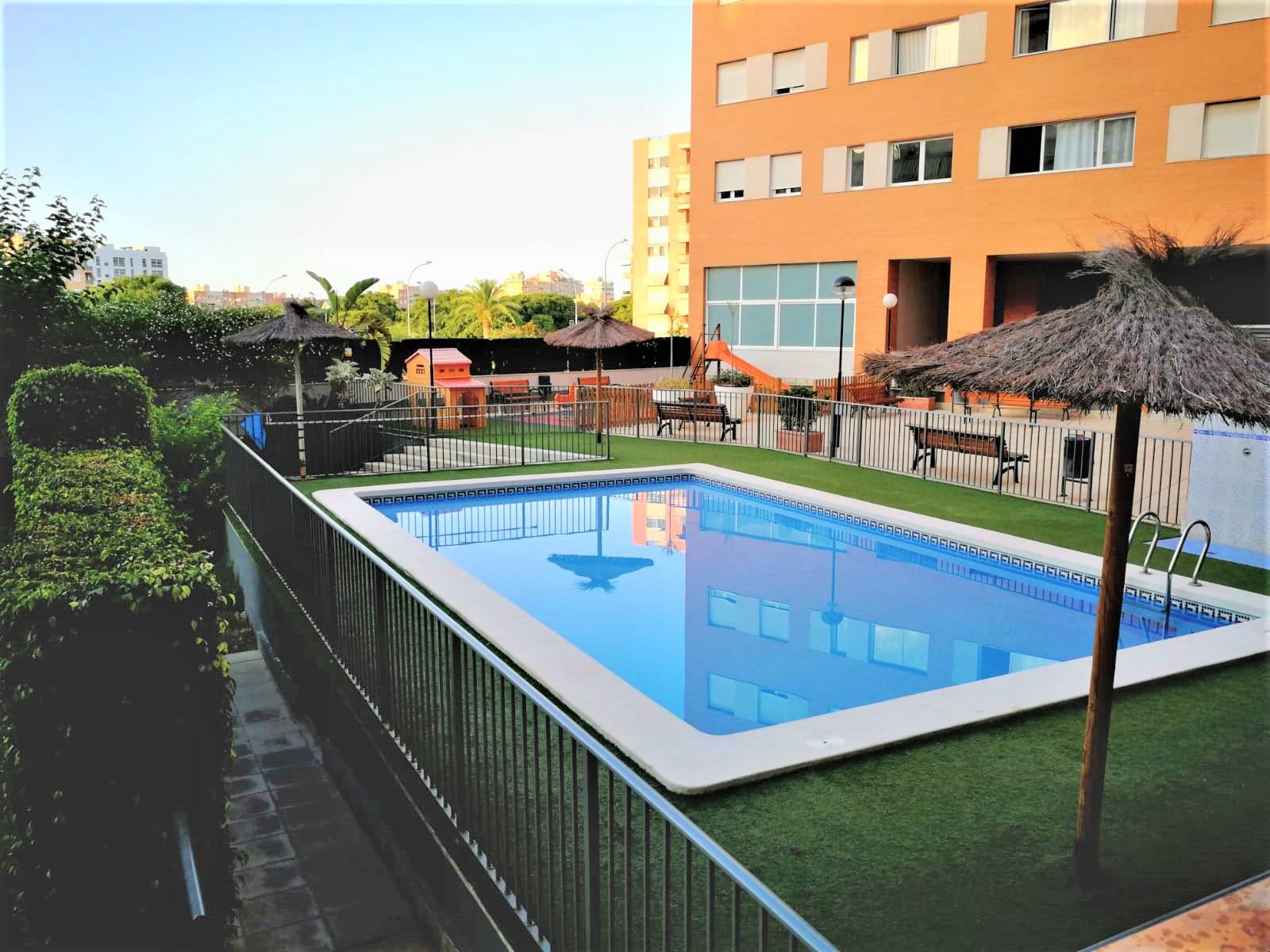 Piso – 3 dormitorios – Parque Avenidas – Alicante