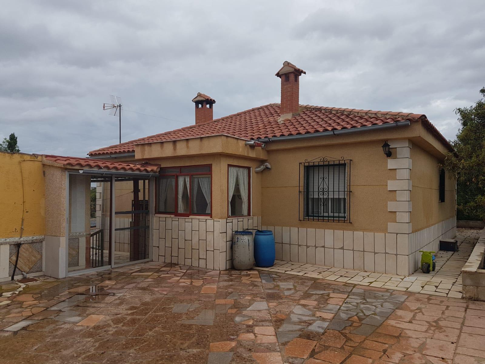 Chalet – 4 dormitorios – San Vicente del Raspeig