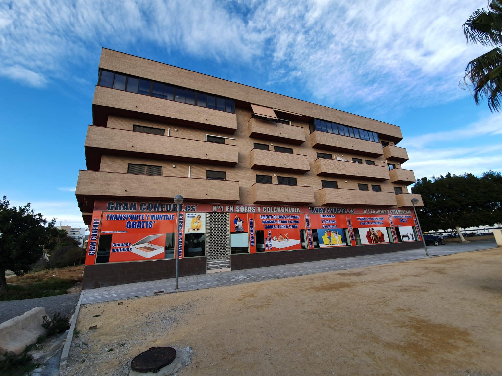 Atico – 2 dormitorios – Santa Faz