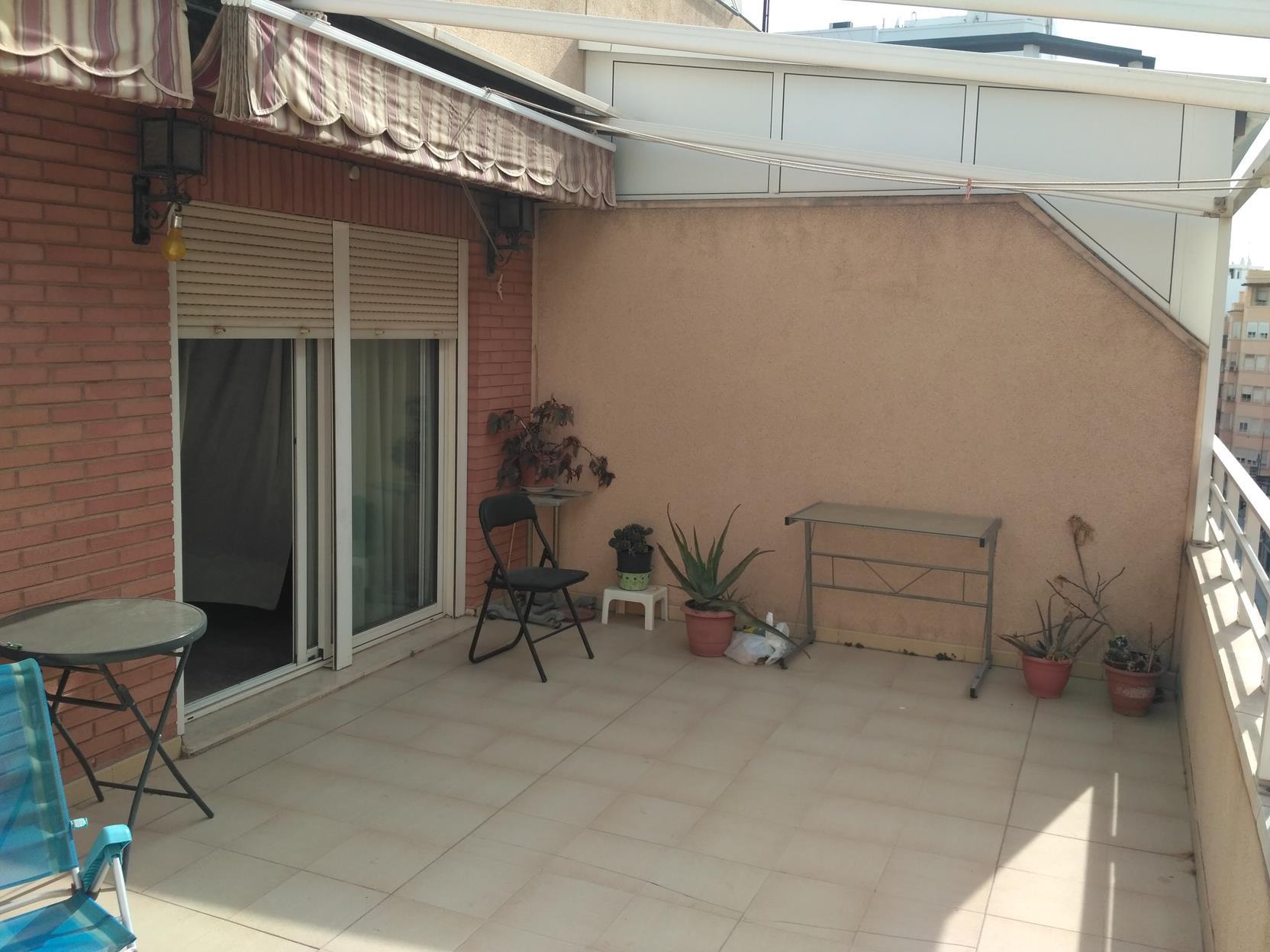 Atico – 3 dormitorios – Alicante – Centro