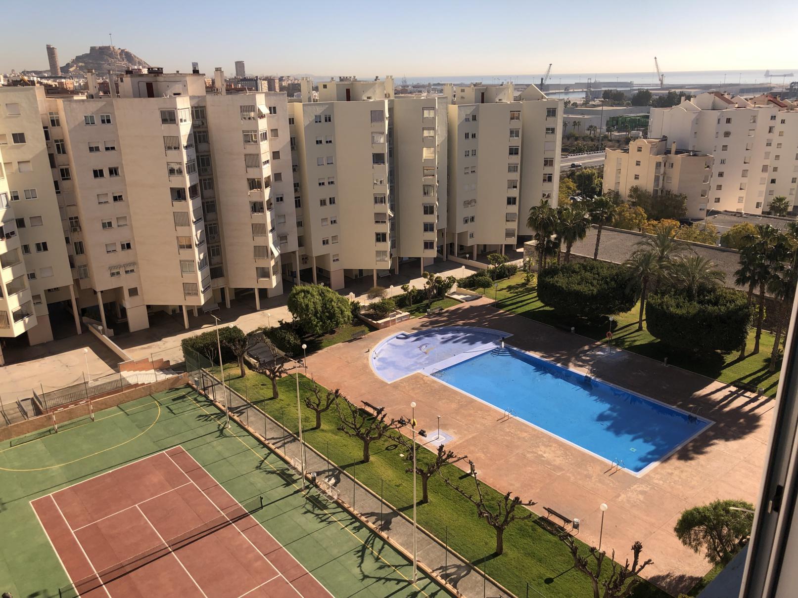 Piso – 4 dormitorios – Alicante – Babel