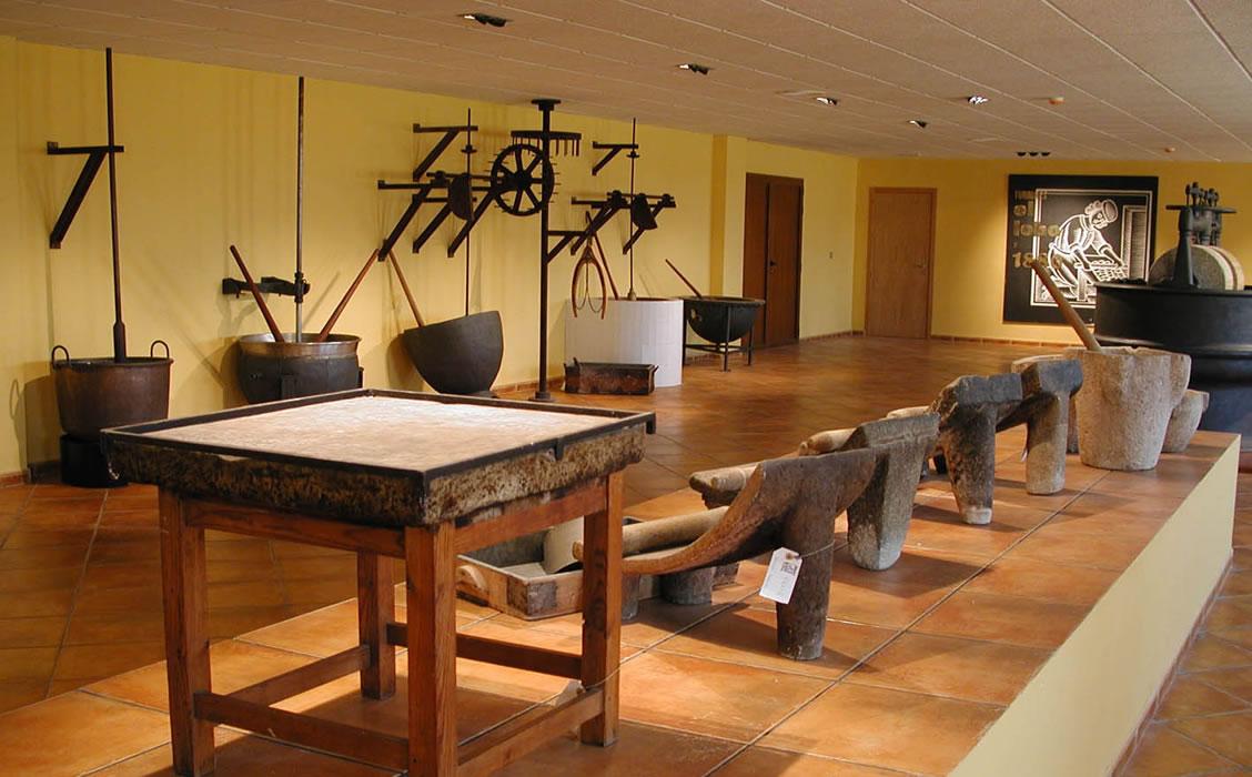 Museo del turron en Jijona, Alicante