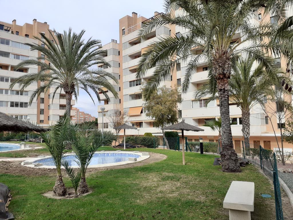 Piso – 2 dormitorios – Playa de San  Juan – Alicante
